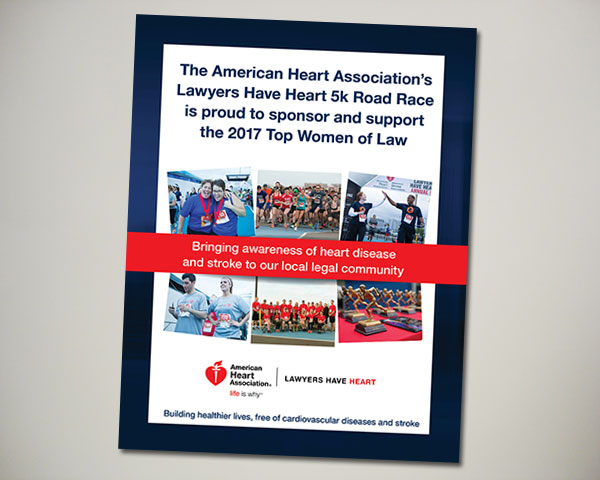 american heart association tedys team patriots stroke ad design