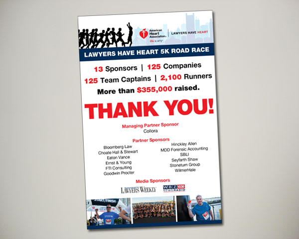 american heart lawyers have heart 5k ad design