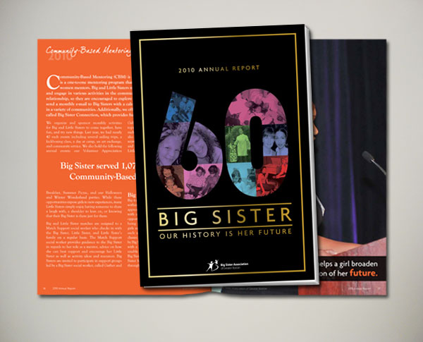big sister annual report