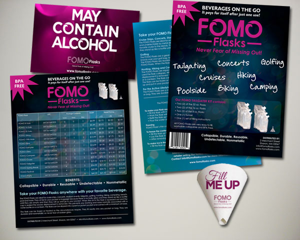 fomo flasks fear of missing out