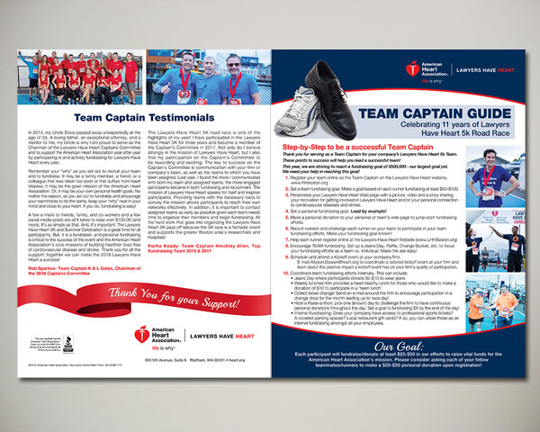 american heart association lawyers have heart captains kit design