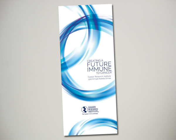 cancer research institute awards dinner gala banner