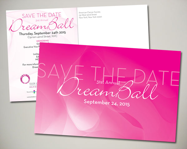 dreamball dreamball save the date non profit