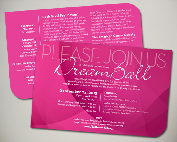 dreamball dreamball invitation non profit