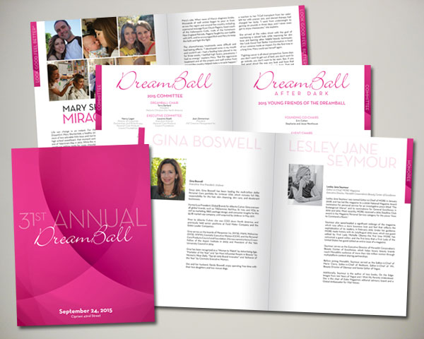 dreamball dreamball program book non profit