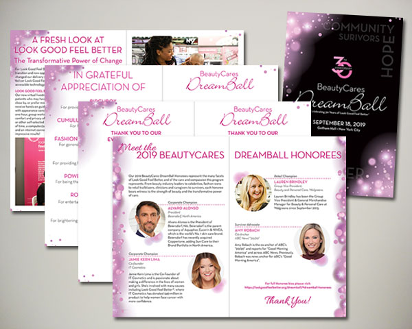 look good feel better beautycares dreamball day of program design non profit