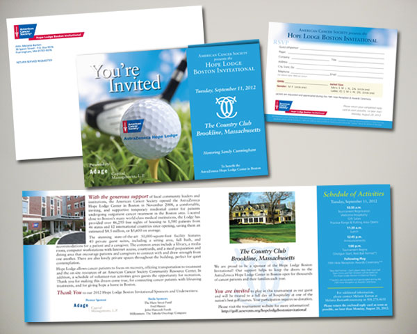 golf invitational invitation