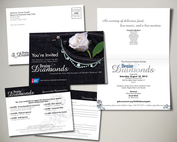 litchfield gala invitation