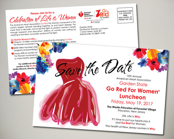 garden state go red for women luncheon save the date
