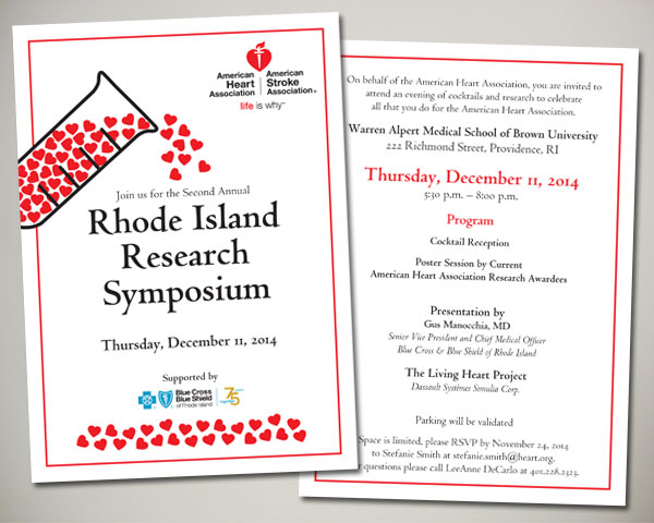 rhode island research symposium invitation