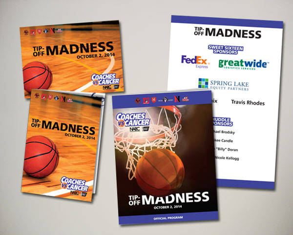 coaches vs. cancer tip-off madness