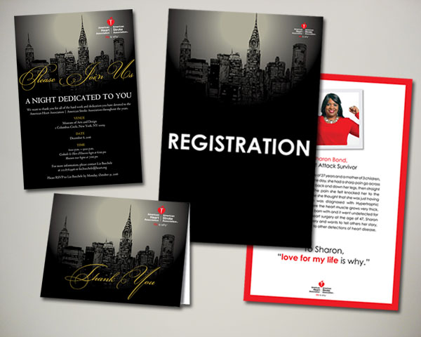 american heart association nyc vip design nonprofit