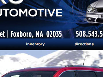 Foxboro Automotive