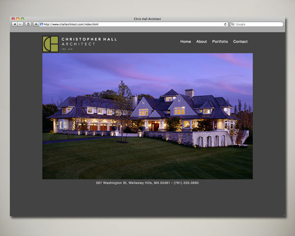 website design home